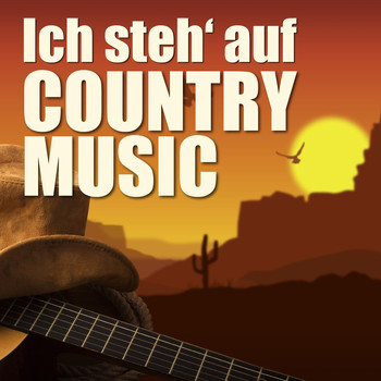 Various Artists - Ich steh' auf Country-Music
