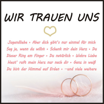 Various Artists - Wir trauen uns