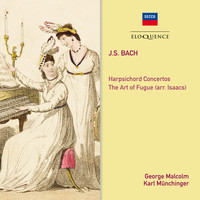 George Malcolm - J.S. Bach: Harpsichord Concertos / The Art Of Fugue