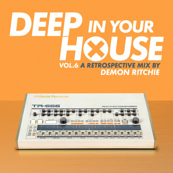 Demon Ritchie - Deep in Your House, Vol. 6 - A Retrospective Mix by Demon Ritchie