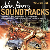 The City of Prague Philharmonic Orchestra - John Barry Soundtracks - Vol. One