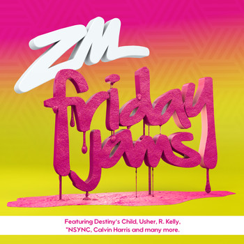 Various Artists - ZM's Friday Jams (Explicit)