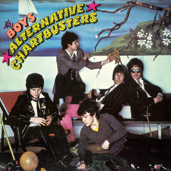 The Boys - Alternative Chartbusters