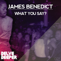 James Benedict - What You Say?