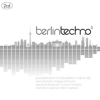 Various Artists - Berlin Techno 3