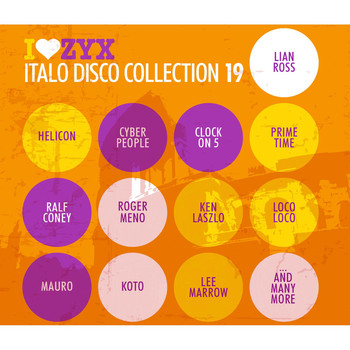 Various Artists - ZYX Italo Disco Collection 19