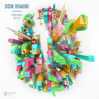 Don Rimini - Freaky City EP