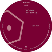 Jeff Samuel - False Alarm EP