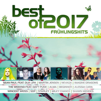 Various Artists - Best Of 2017 - Frühlingshits (Explicit)