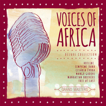 Various Artists - Grand Masters Collection: Voices of Africa