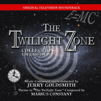 Jerry Goldsmith - The Twilight Zone Collection, Vol. 2 (Original Television Soundtrack)