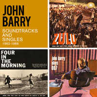 John Barry - Soundtracks and Singles 1963-1966