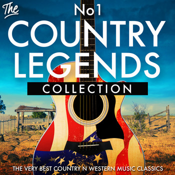 Various Artists - The No.1 Country Legends Collection - The Very Best Country n Western Music Classics