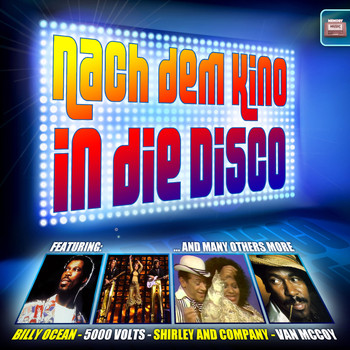 Various Artists - Nach dem Kino in die Disco