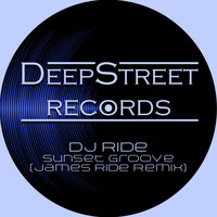 DJ Ride - Sunset Groove (James Ride Remix)