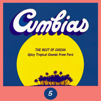 Varios Artistas - The Best of Chicha: Cumbias, Vol. 5 (Spicy Tropical Sounds from Perú)