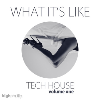 Various Artists - What It's Like - Tech House, Vol. 01