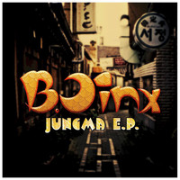 B.JINX - The Jungma E.P.