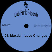 Maxdal - Love Changes