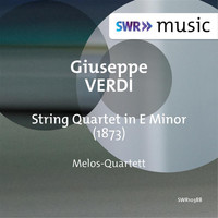 Melos Quartet - Verdi: String Quartet in E Minor
