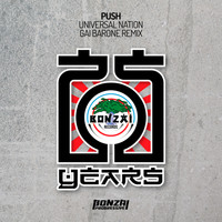 Push - Universal Nation - Gai Barone Remix