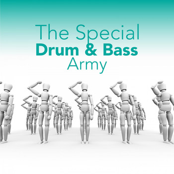 Various Artists - The Special Drum & Bass Army