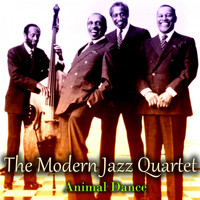 The Modern Jazz Quartet - Animal Dance