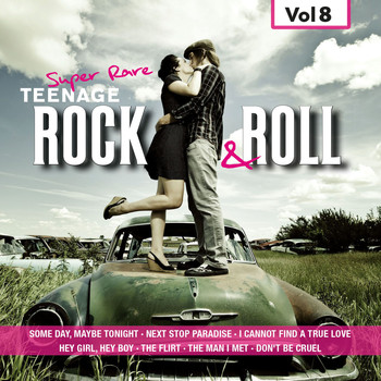 Various Artists - Super Rare Teenage Rock & Roll, Vol.8