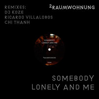 2raumwohnung - Somebody Lonely and Me (Remixes)