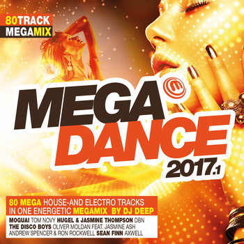 Various Artists - Megadance 2017.1