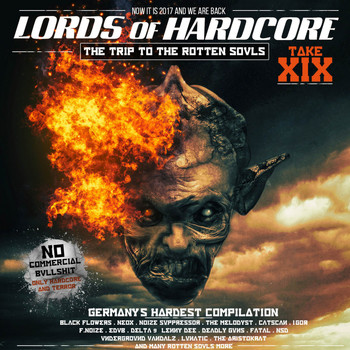 Various Artists - Lords of Hardcore, Vol. 19