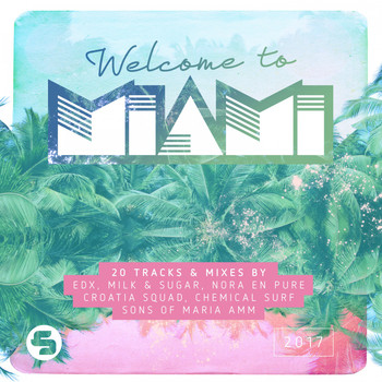 Various Artists - Welcome to Miami 2017