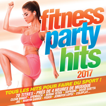 Various Artists - Fitness Party Hits 2017 (Explicit)