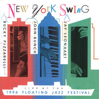 New York Swing - Live At 96 Floating Jazz Festival