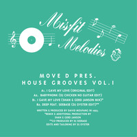 Move D - Move D Presents House Grooves Vol. 1