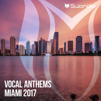 Various Artists - Vocal Anthems Miami 2017