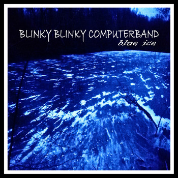 Blinky Blinky Computerband - Blue Ice