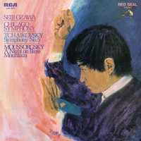 Seiji Ozawa - Tchaikovsky: Symphony No. 5 in E Minor, Op. 64 & Mussorgsky: A Night on Bare Mountain