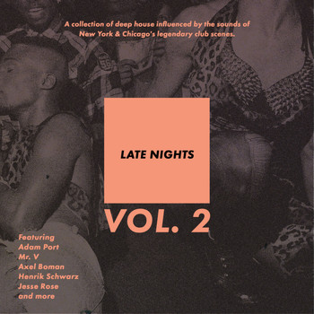Various Artists - Late Nights, Vol. 2