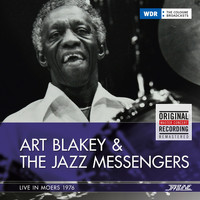 Art Blakey & The Jazz Messengers - Live in Moers, 1978