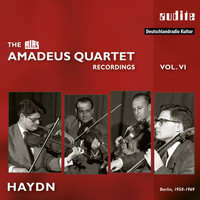 Amadeus Quartet - Haydn: String Quartets (The RIAS Amadeus Quartet Recordings, Vol. VI) (The RIAS Amadeus Quartet Recordings, Vol. VI)