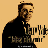Jerry Vale - It's Easy to Remember