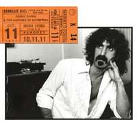 Frank Zappa / The Mothers Of Invention - Carnegie Hall (Live At Carnegie Hall/1971)