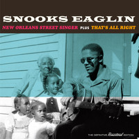 Snooks Eaglin - New Orleans Street Singer + That's All Right