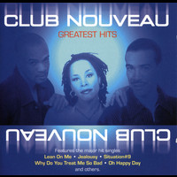 CLUB NOUVEAU - Greatest Hits (Rerecorded)