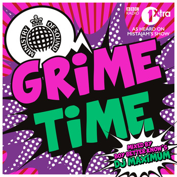 Various - Grime Time - Ministry of Sound (Explicit)