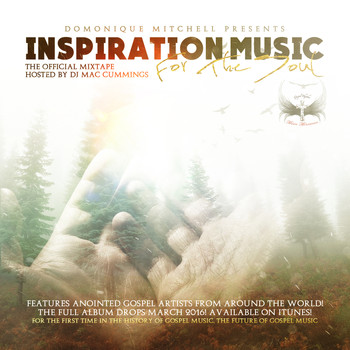 Various Artists - Domonique Mitchell Presents Inspirational Music for the Soul, Vol. 1