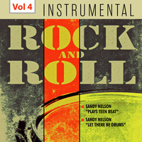 Sandy Nelson - Instrumental Rock and Roll, Vol. 4