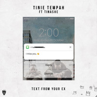 Tinie Tempah - Text From Your Ex (feat. Tinashe) (Billon Remix [Explicit])
