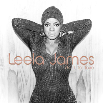 Leela James - Did It For Love